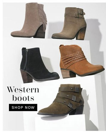 Western Boots Shop Now