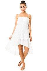 Oneill Spirit Within Dress in White