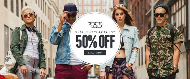 Shop Sale for at least 50% Off!