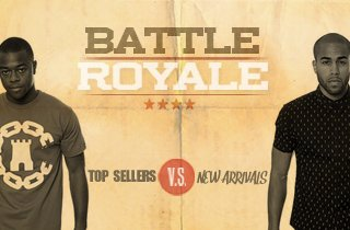 New Arrivals VS. Top Sellers