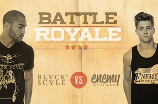 BLVCK SCVLE VS. Enemy Of The State