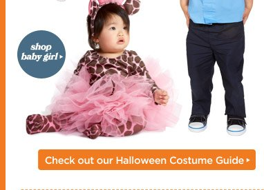 Check out our Halloween Costume Guide