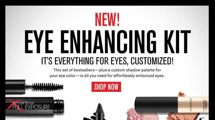 New! Eye Enhancing Kit