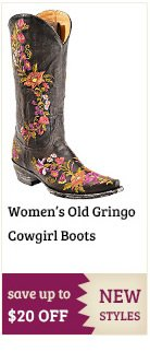 Old Gringo Boots on Sale