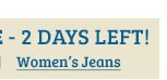 Womens Jeans on Sale