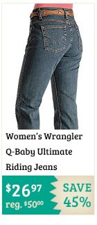 Wrangler Jeans QBaby Ultimate Riding on Sale