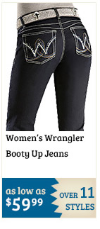 Wrangler Booty Up Jeans on Sale