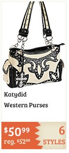 Katydid Western Purses on Sale