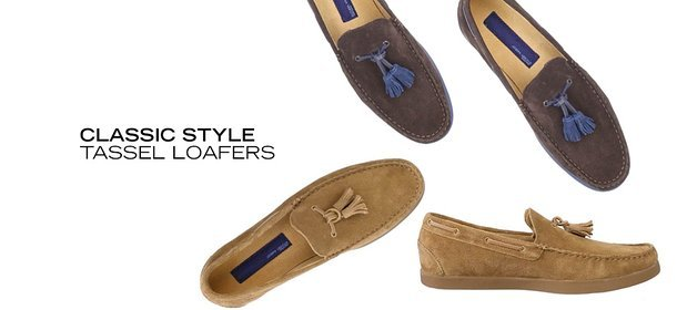 CLASSIC STYLE: TASSEL LOAFERS, Event Ends September 11, 9:00 AM PT >