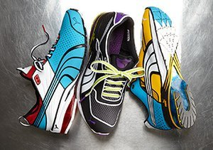 Get Active: Running Shoes