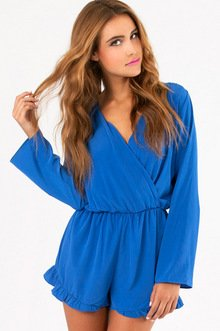 RUFFLE ME UP ROMPER 39