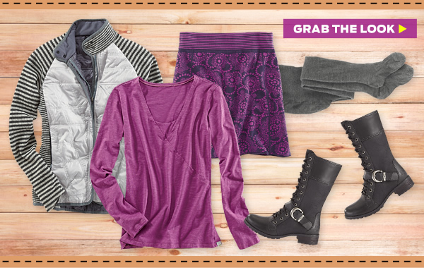 Grab The Look ›