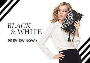 FALL 2013: BLACK & WHITE