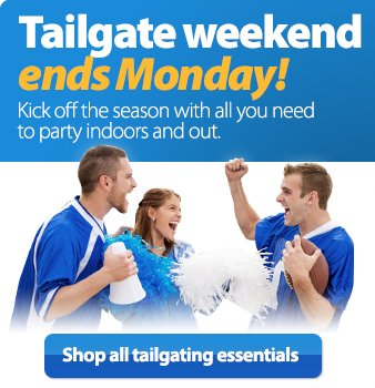 Shop all tailgating