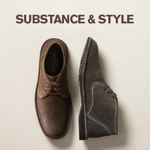 SUBSTANCE & STYLE