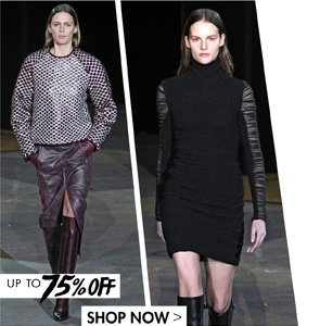 ALEXANDER WANG UP TO 75% OFF