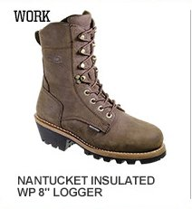 Nantucket Insulated WP 8 Logger