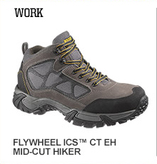 Flywheel ICS CT EH Mid-Cut Hiker