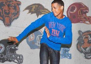 Shop Rep Your Team: Super Soft NFL Tees