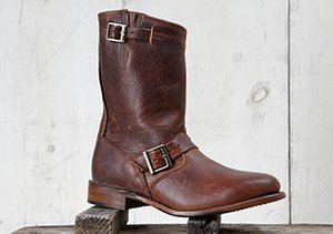 Heritage Style: Boots