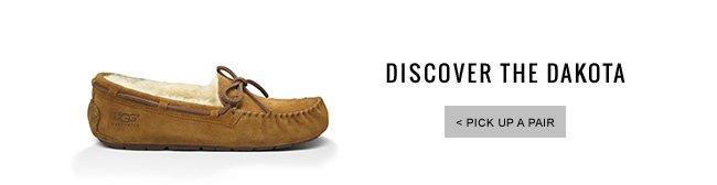 DISCOVER THE DAKOTA - Pick up a pair