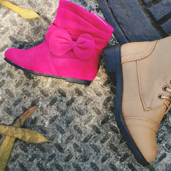 Fall Favorites: Boots for Girls