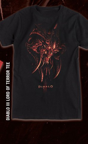 DIABLO III CARTOON TEE