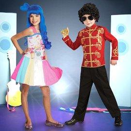 Music Star: Halloween Costumes