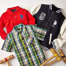 U.S. Polo Assn.: Boys