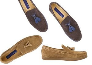 Classic Style: Tassel Loafers