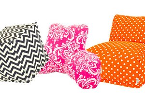 Just Relax: Bean Bag Chairs & More