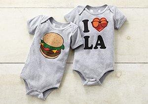 Mini Dilascia: Bodysuits for Baby