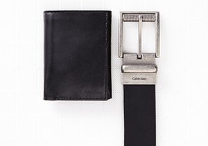 Calvin Klein & CK Accessories: Belts & Wallets