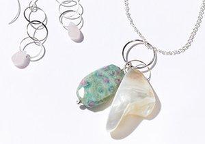 Jewelry Box Upgrade: Colorful Stones