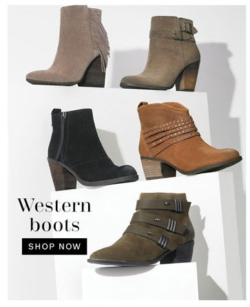 Western Boots. Shop Now