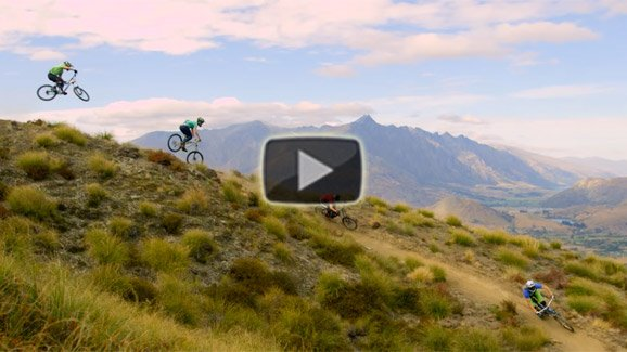 TWO WHEELS TO FREEDOM - OUR MOUNTAIN BIKE TEAM SCOURS NEW ZEALAND IN SEARCH OF EPIC TERRAIN
