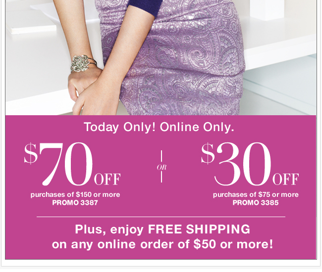 NEW NY@Work Collections are here, plus save $70! Shop Now!