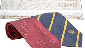 Versace Ties and Scarves