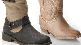 A Taste of Fall Footwear
