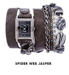 Spider Web Jasper