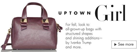 Uptown Girl: Women's Handbags