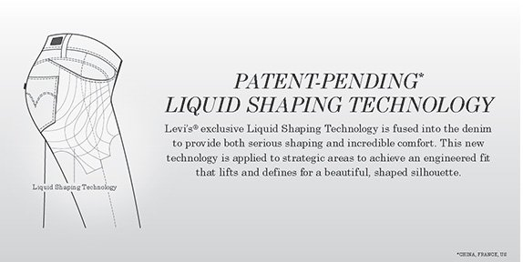 Patent-Pending Liquid Shaping Technology