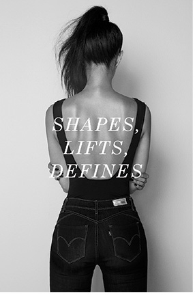 Shapes lifts, defines