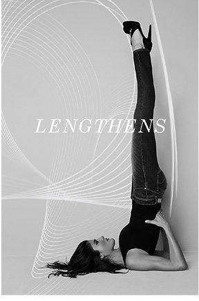Lengthens