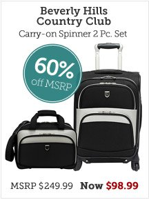 Shop Samsonite Elite Spinner Set | eBags EXCLUSIVE