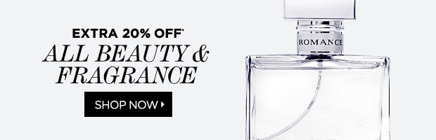 Beauty and Fragrance Sale