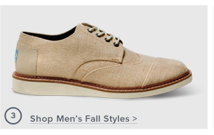 Shop Men's Fall Styles