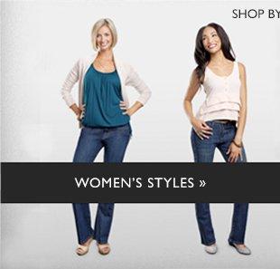 WOMEN'S STYLES »