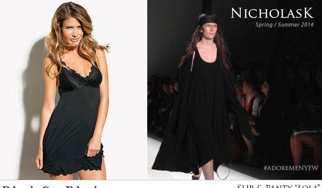 Nicholask - Black on black