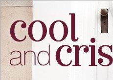 Cool and crisp